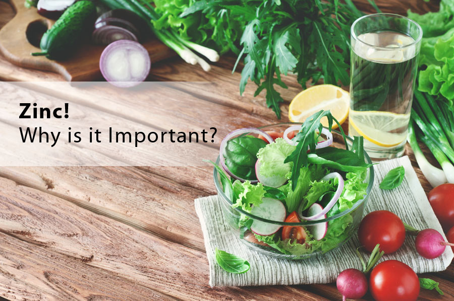 veganly vitamins Zinc! Why is it Important?