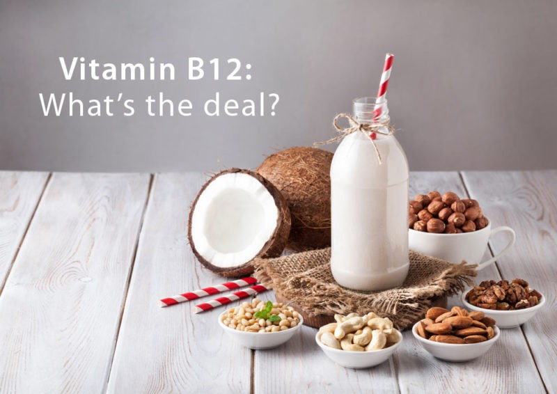 Veganly vitamins Vitamins B12